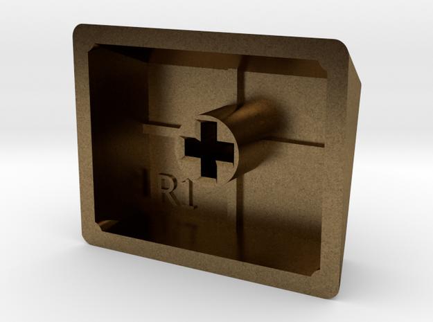 Blank Keycap (R1, 1.25x) 3d printed