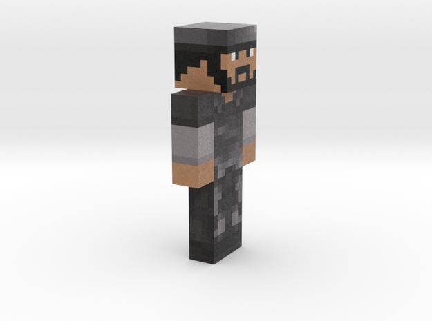 12cm | Miner4K 3d printed