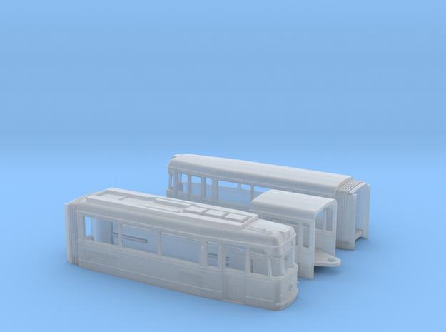 Tram Gotha G4 61 Spur N (1:160)