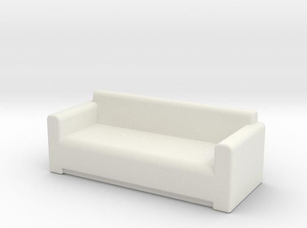 Comfy Sofa OO Scale