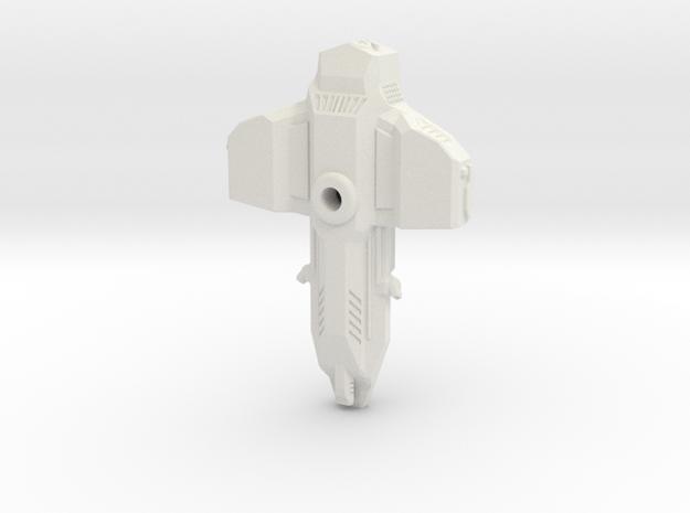 Demolisher 70mm 3d printed