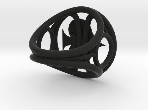 Size 21 0 mm LFC Spades 3d printed