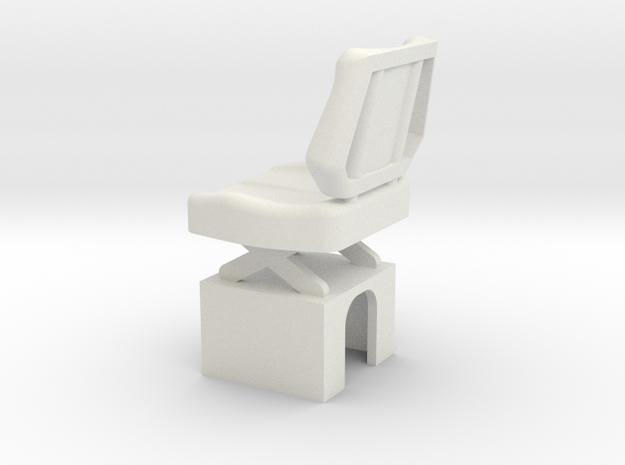 MACK-Seat-1-10 3d printed