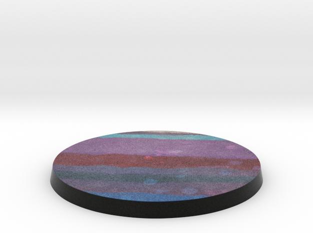 Base 2  Rain Sand Stars in Full Color Sandstone