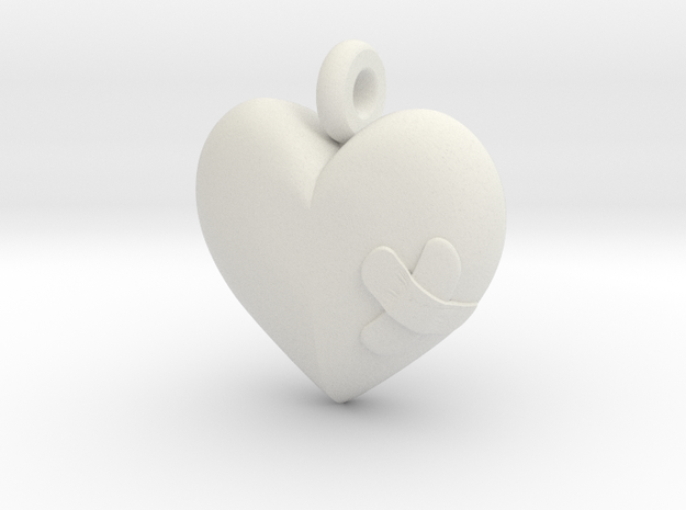 Wounded Heart Pendant