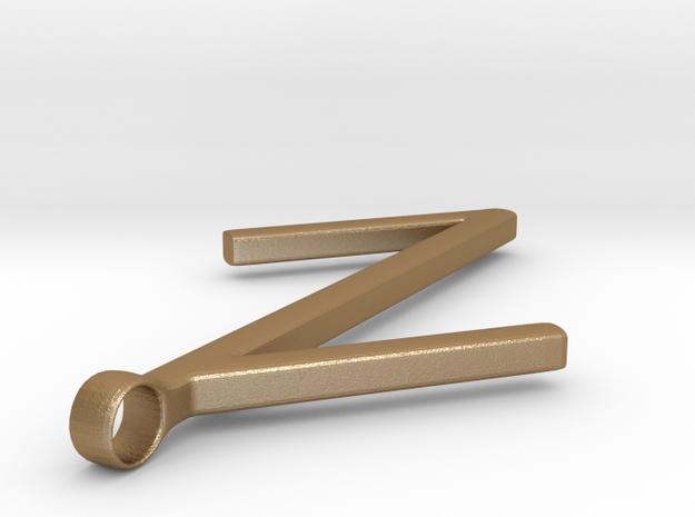 Eihwaz Rune 3d printed