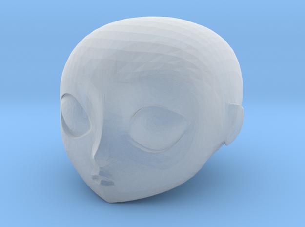 Ersatz MkII Female Hd Head in Smooth Fine Detail Plastic