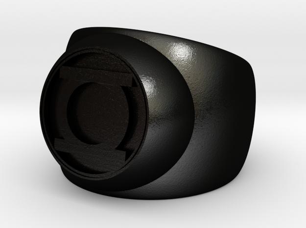 Green Lantern Ring- Size 8.5