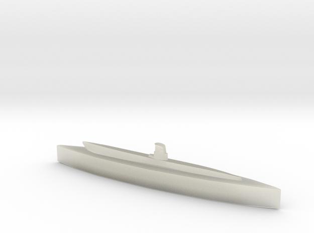 U-20 (Type II U-boat) 1/1800 3d printed