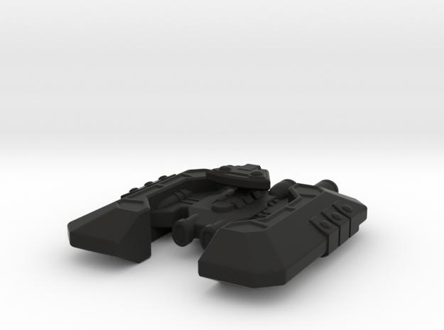 Badakh Cruiser 3d printed