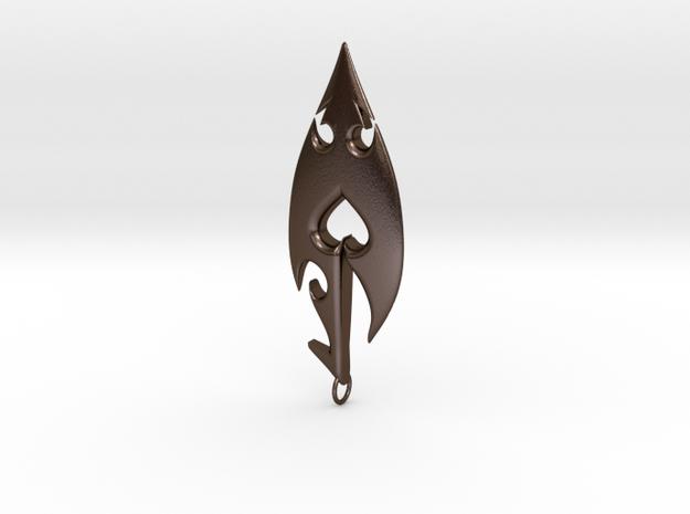 Healing Hook V2 blunt nose 3d printed