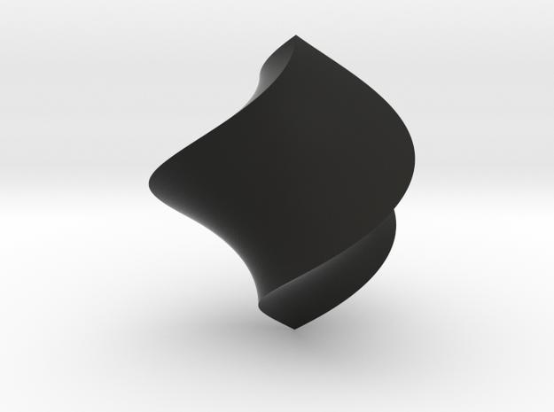 Dark Spiral 3d printed