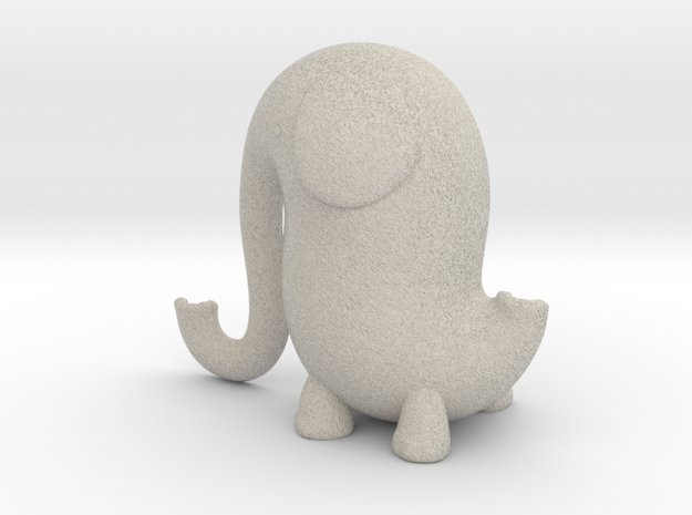 ElephantLovely 3d printed