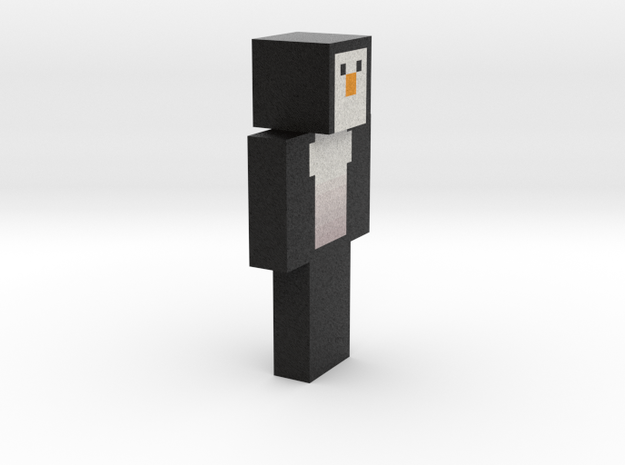 6cm   NachoTM 3d printed