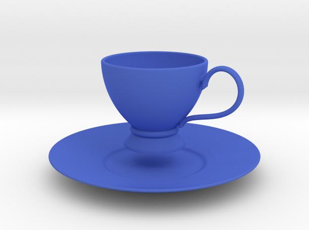 1/6 scale Tea Cup & saucer