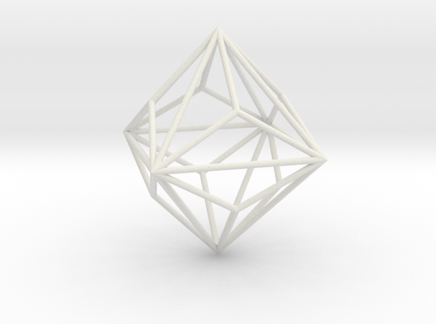 SmallTriakisOctahedron 70mm 3d printed