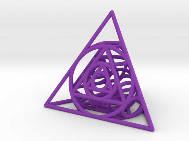tetra_goth 3d printed