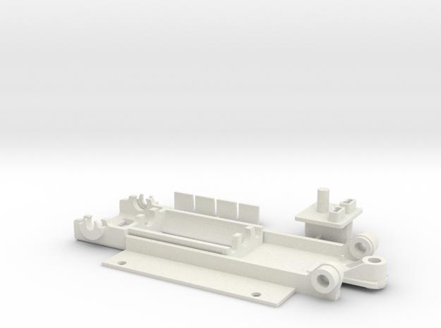 McLarenF1 Typ2 BG in White Strong & Flexible
