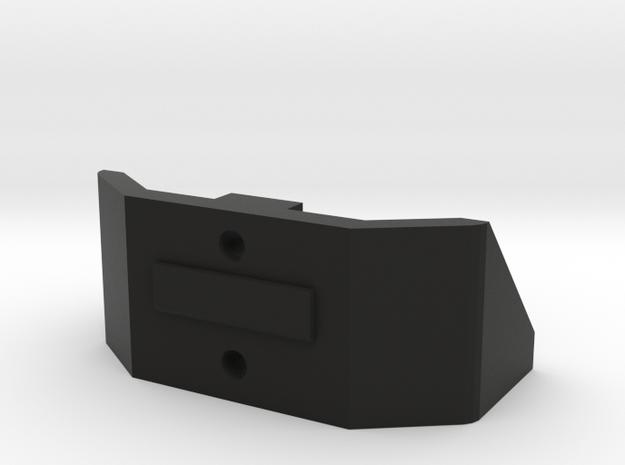 pb Xtruder Mount 3d printed