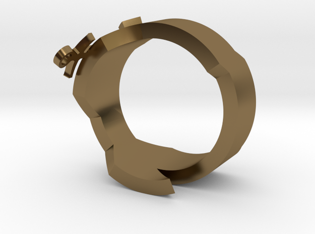 DG Ring two 3d printed