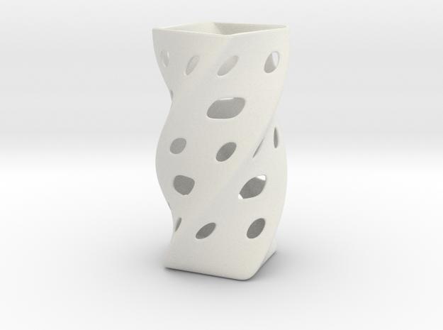 Vaso du mare in White Natural Versatile Plastic