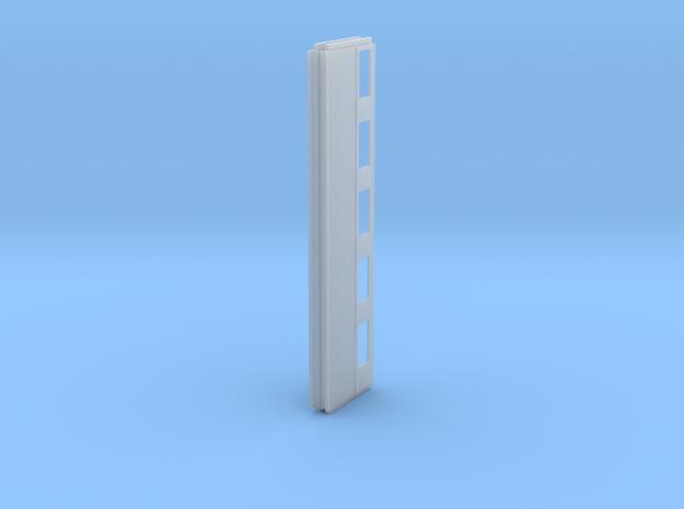 Samling Skinnebus Sider. Spor 0 3d printed