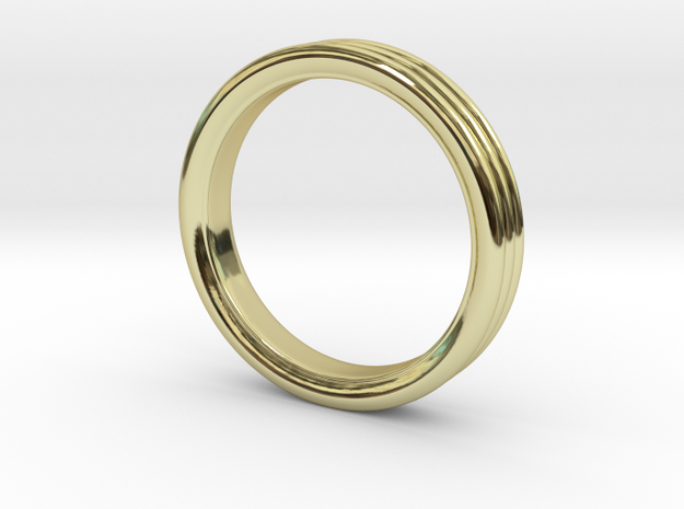 Stacked Ring - US Size 7 3d printed