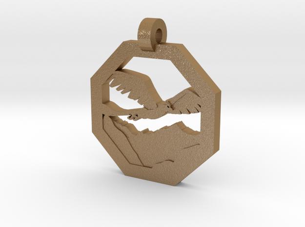 Articuno Pendant 3d printed