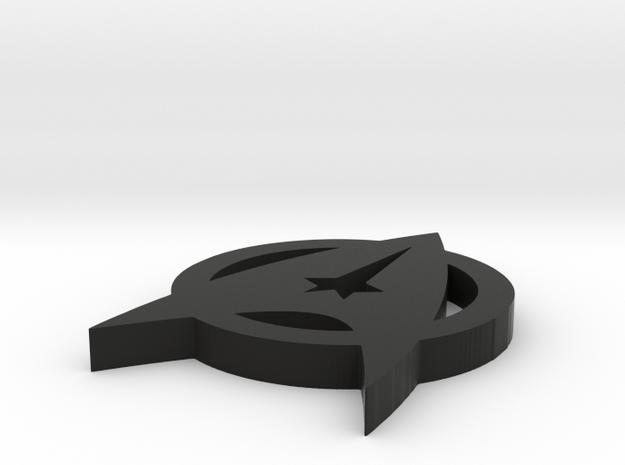 ST Logo 3d printed