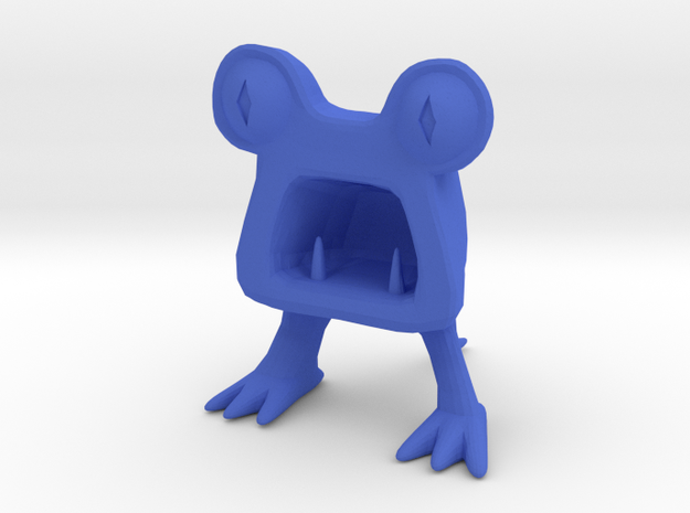 Horrible Monster Figurine 3d printed
