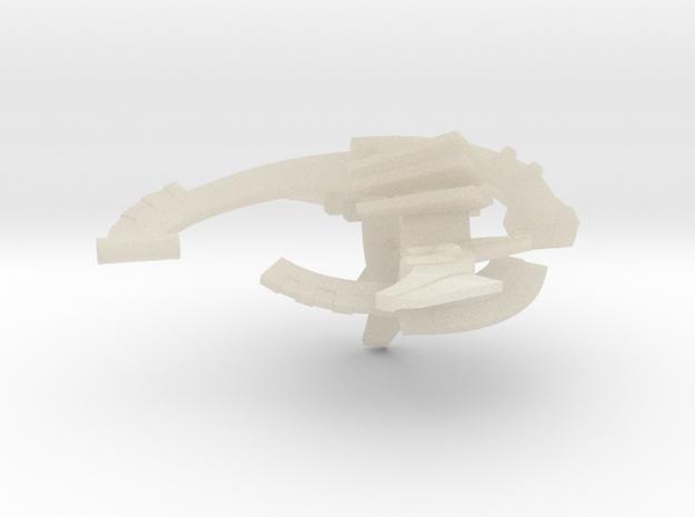 Rigali Battleship 3d printed