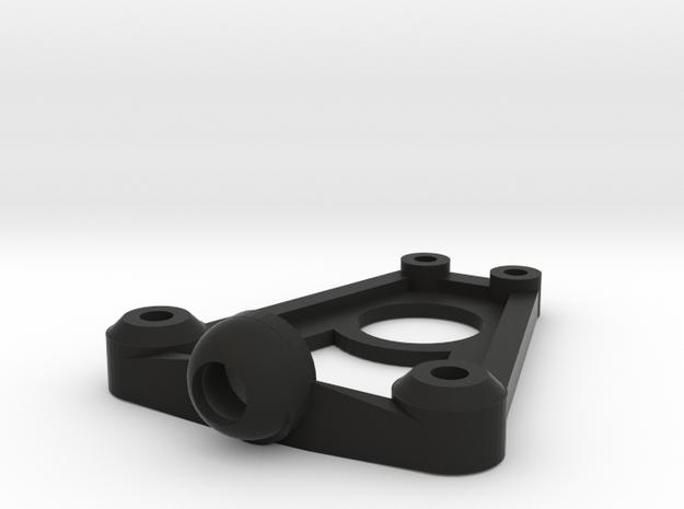 Mini-z Tri-damper Shock Mount v5 in Black Strong & Flexible