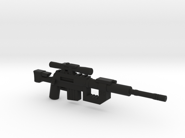 Intervention Sniper Rifle 3d printed
