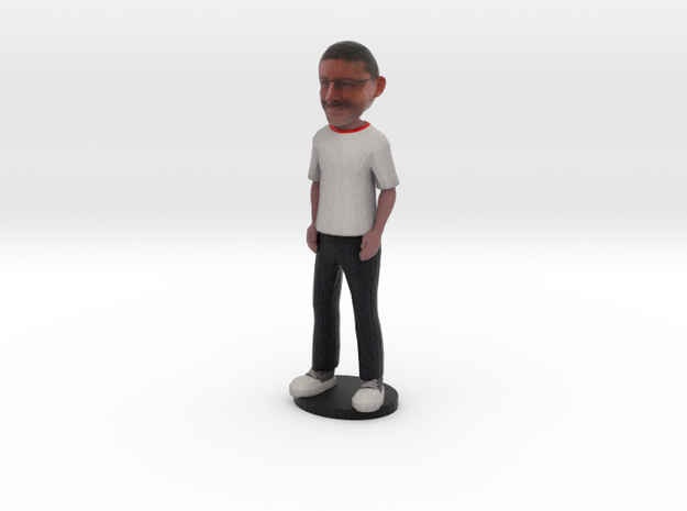 ShapeMe 3d printed