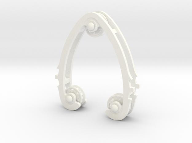 Smaller Widget #2 of 4 in White Processed Versatile Plastic