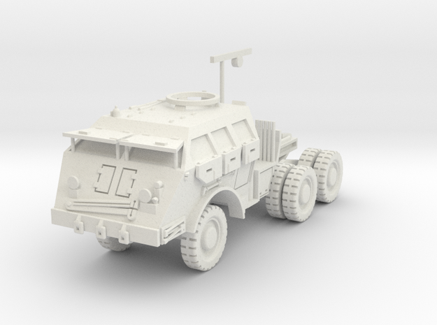 FW03 M26 Tractor (1/100) 3d printed