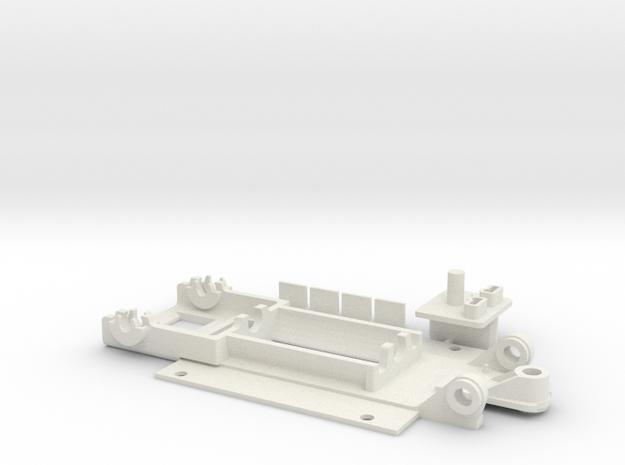 962 Typ1 BG in White Natural Versatile Plastic