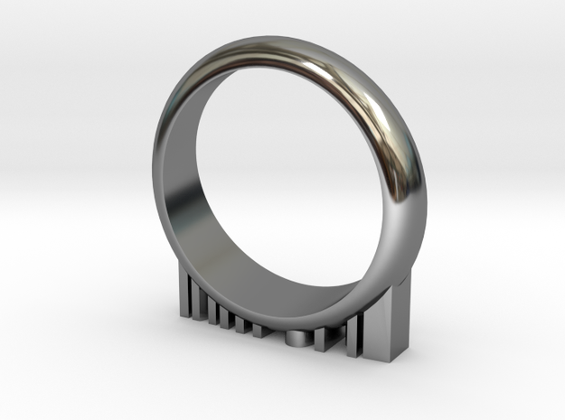 Make your own Meme Ring 3d printed