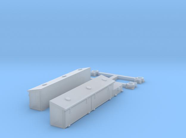N SJ Litt V1 for GF Class08  in Smooth Fine Detail Plastic