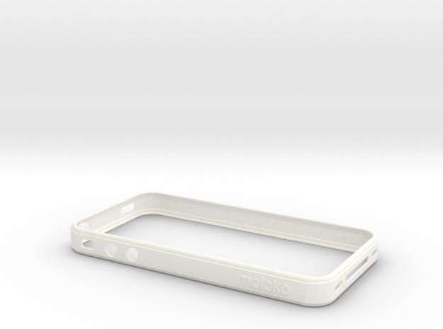 incredible bumper iPhone 4 GSM 3d printed