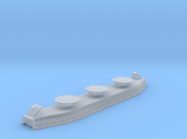 Titanic Triple Fairlead (Focsle) Scale 1:100 in Smooth Fine Detail Plastic