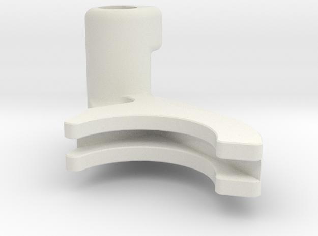 E35SelectorLS in White Natural Versatile Plastic