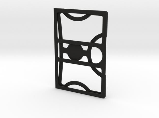 DD - Card Protection Circle 3d printed