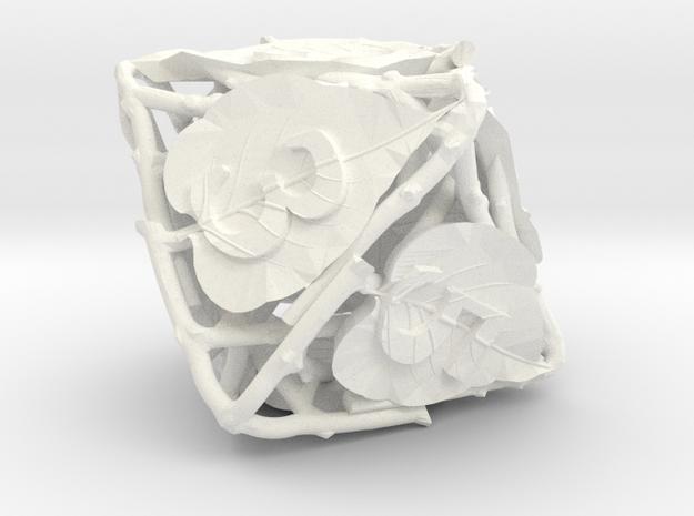 Botanical Die8 (Lilac) 3d printed