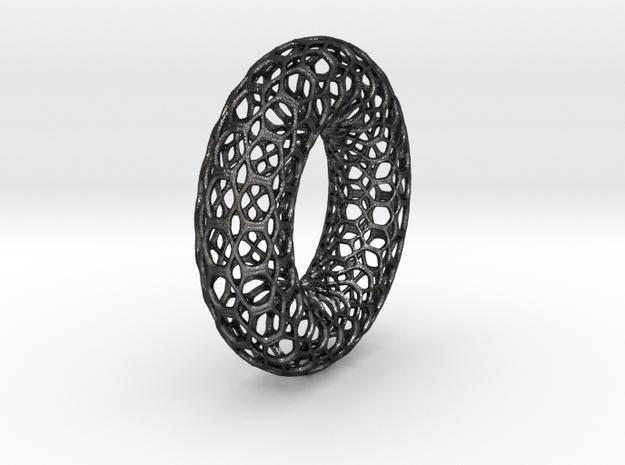 Torus Fractal Stainless Steel Big 3d printed