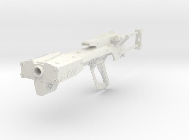 Shotgun in White Strong & Flexible