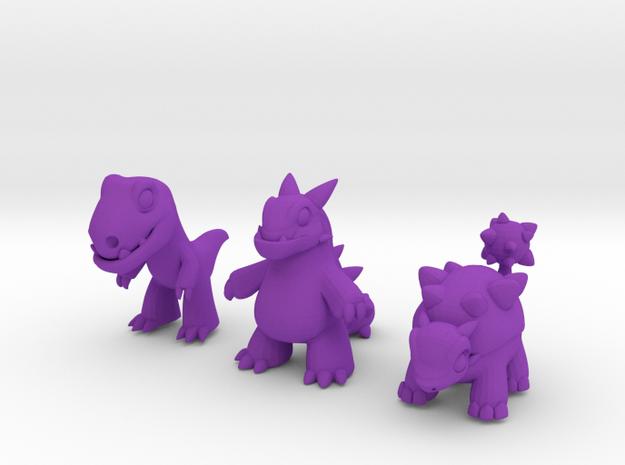Miniature Dinos