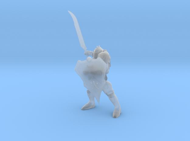 Mech Samurai - Shield in Frosted Ultra Detail