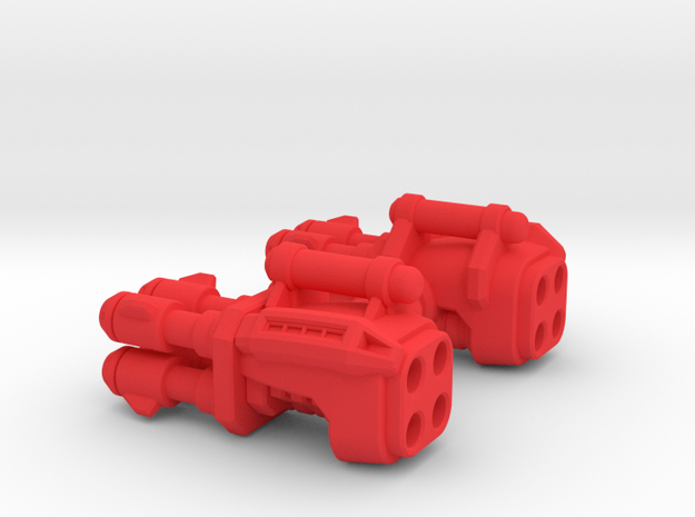 Quad Implodators 3d printed