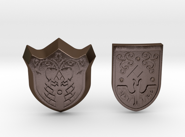 Shield Pack III 3d printed